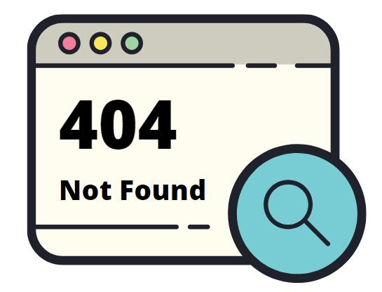 网页代码-404