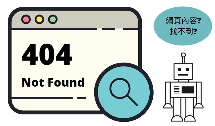 404代码页面也有「软性」、「硬性」之分?
