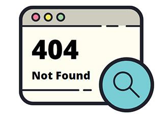 網站排名下降,要提防損害網站排名的「軟性」網頁不存在404頁面