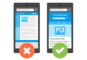 手机端网页设计与PC电脑端的差别与设计要点
