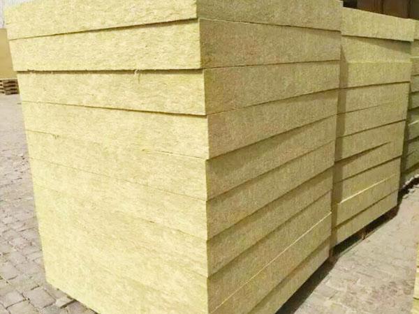 岩棉保温板的应用和施工注意事项