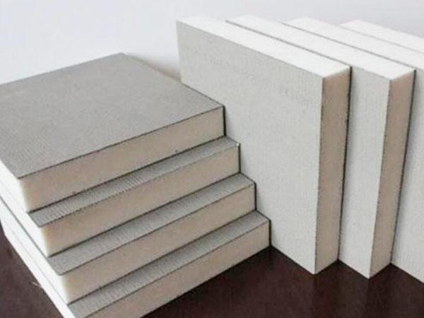 外墙保温材料性能指标