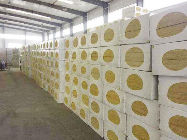 岩棉板生产流程