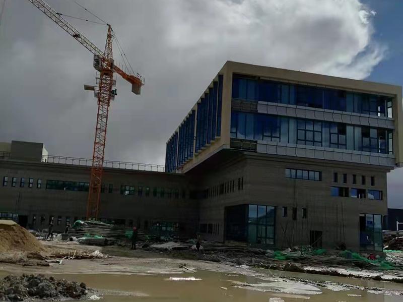 西藏那曲政府大楼用岩棉板
