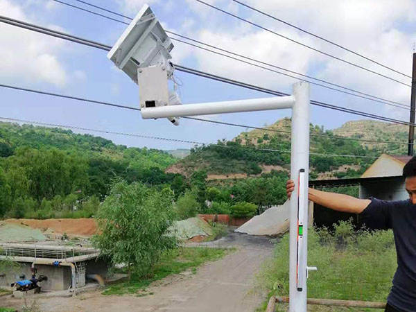 某市环保监控系统