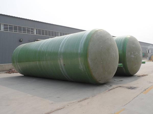 环保型玻璃钢化粪池