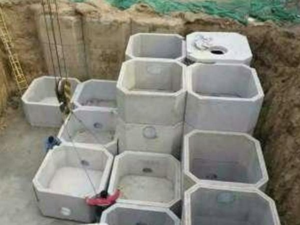 兰州预制蓄水池