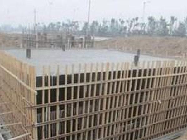 建筑消防水池