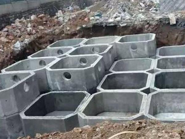 兰州水泥预制化粪池