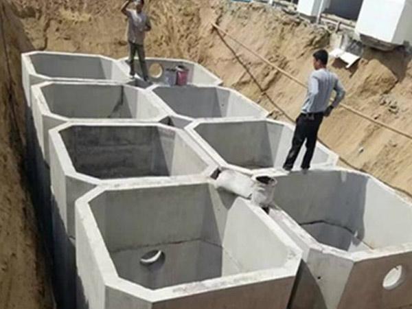 甘肃地下蓄水池
