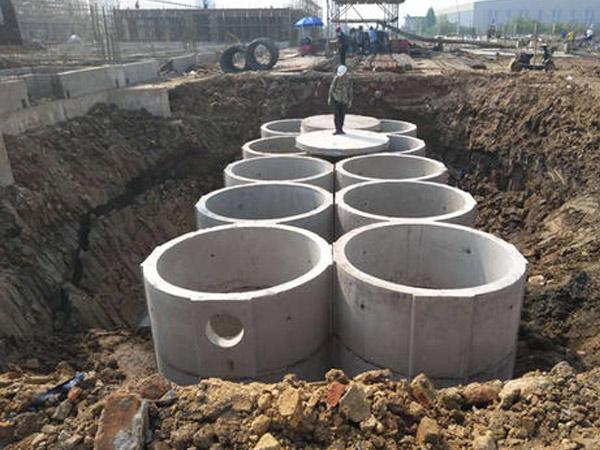 农村水泥化粪池