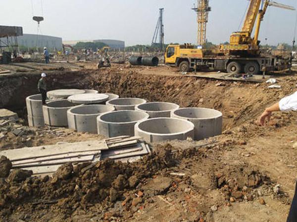 小型水泥化粪池