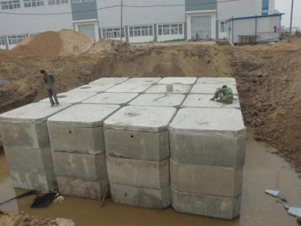 兰州小型水泥化粪池