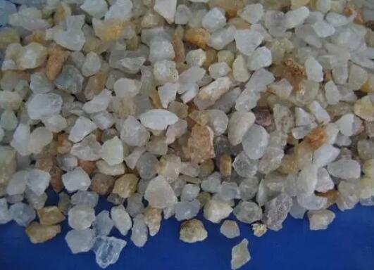 酸洗石英砂和精制石英砂如何判斷 ?