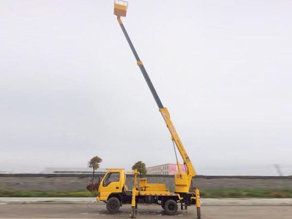26米直臂升降车出租