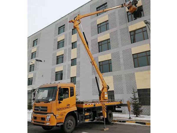 36米曲臂高空作业车