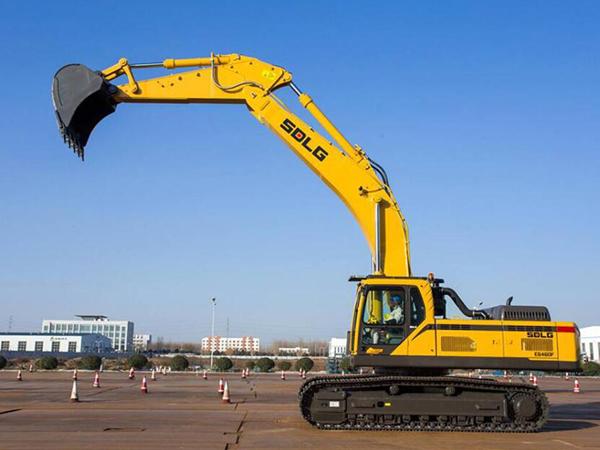 兰州大型挖掘机租赁