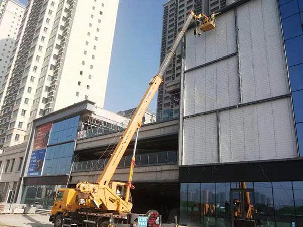 20米直臂高空作业车租赁