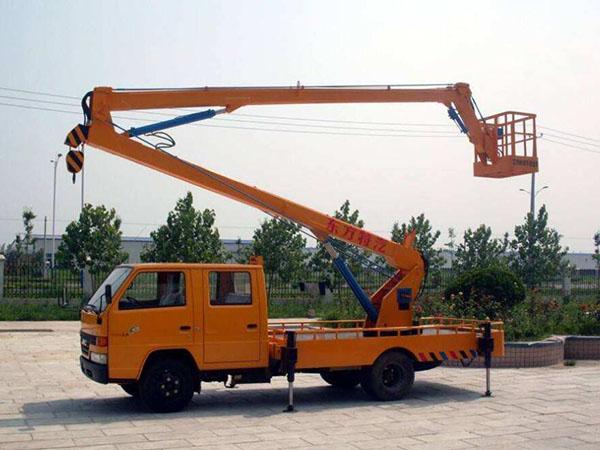 高空作业设备