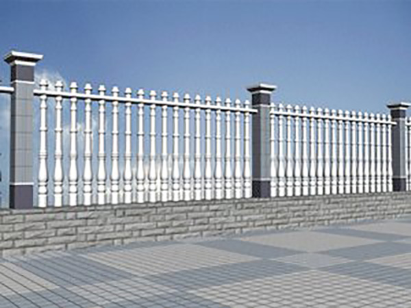 西宁水泥艺术围栏安装