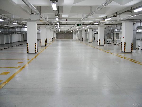 工厂金刚砂耐磨地坪工程