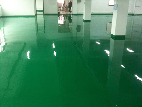 无溶剂环氧耐磨地坪
