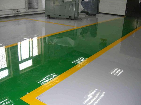 环保型水性环氧地坪工程