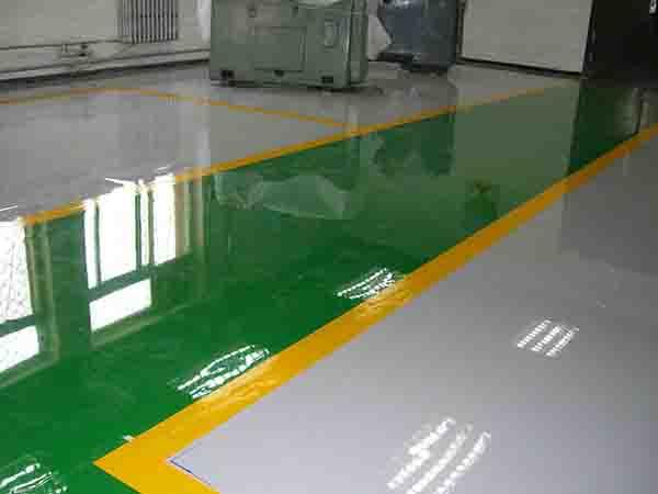 防滑环氧树脂地坪