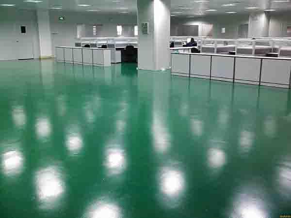 防腐环氧树脂地坪
