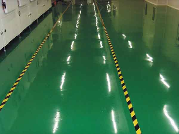 薄涂型环氧树脂地坪