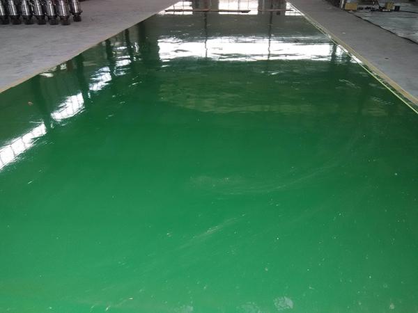 兰州环氧地坪工程怎么做防护才能使地坪耐用