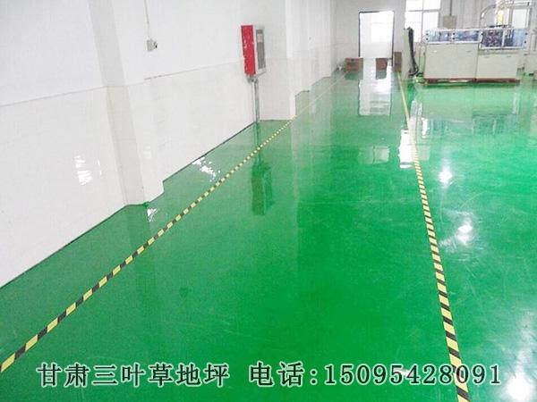 工厂环氧树脂地坪