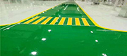 兰州环氧地坪漆施工公司告诉你所不知的环氧地坪漆功能