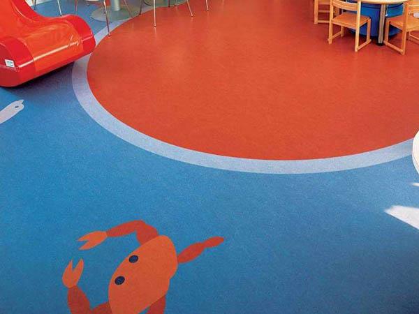 幼儿园pvc地板怎样选择