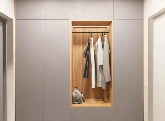 全屋定制公司简述玄关柜设计的注意事项