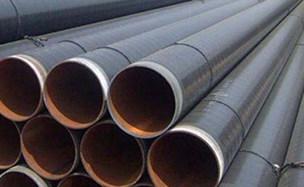 纏繞式3pe鋼管