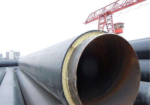高溫蒸汽保溫鋼管
