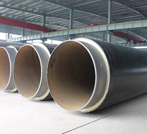 平涼市工業園區一期供熱管網工程