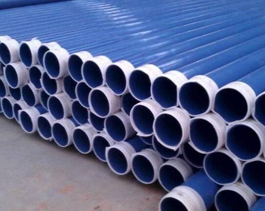 涂塑復合鋼管應用領域