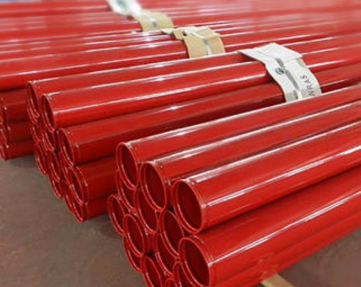 白銀消防涂塑鋼管
