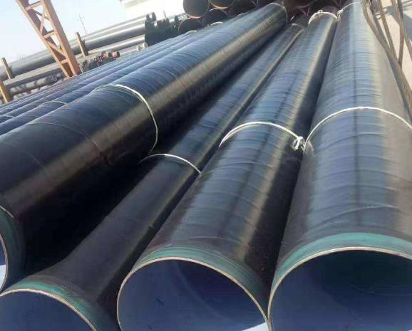 3PE防腐鋼管可以防腐主要原理