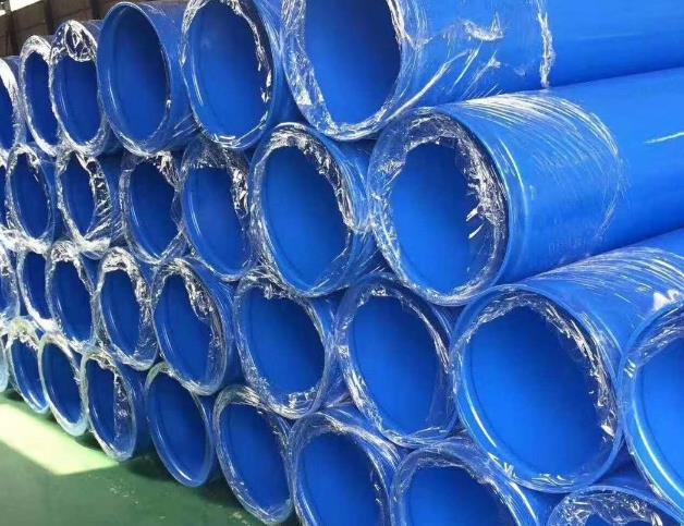 涂塑鋼管清洗步驟