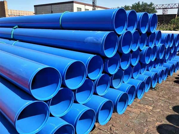 什么是涂塑鋼管?涂塑鋼管的優點是什么?蘭州涂塑鋼管哪里有?