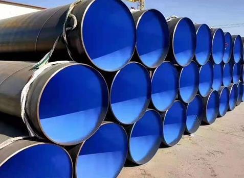 大口徑涂塑鋼管制作工藝,大口徑涂塑鋼管如何加工