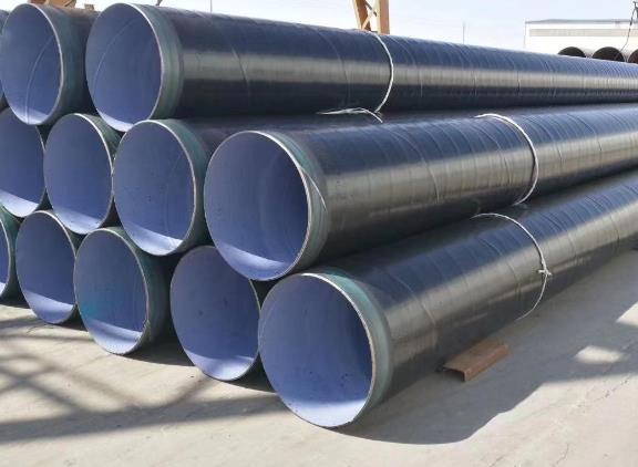 3pe防腐鋼管除銹標準由蘭州3pe防腐鋼管廠家告訴你