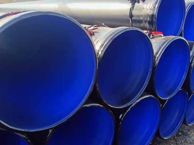 大口徑涂塑鋼管加工流程,大口徑涂塑鋼管加工工藝