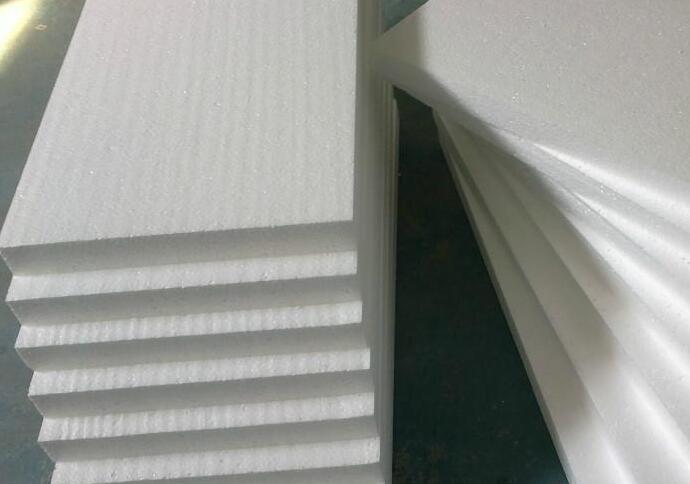 白銀聚合聚苯板