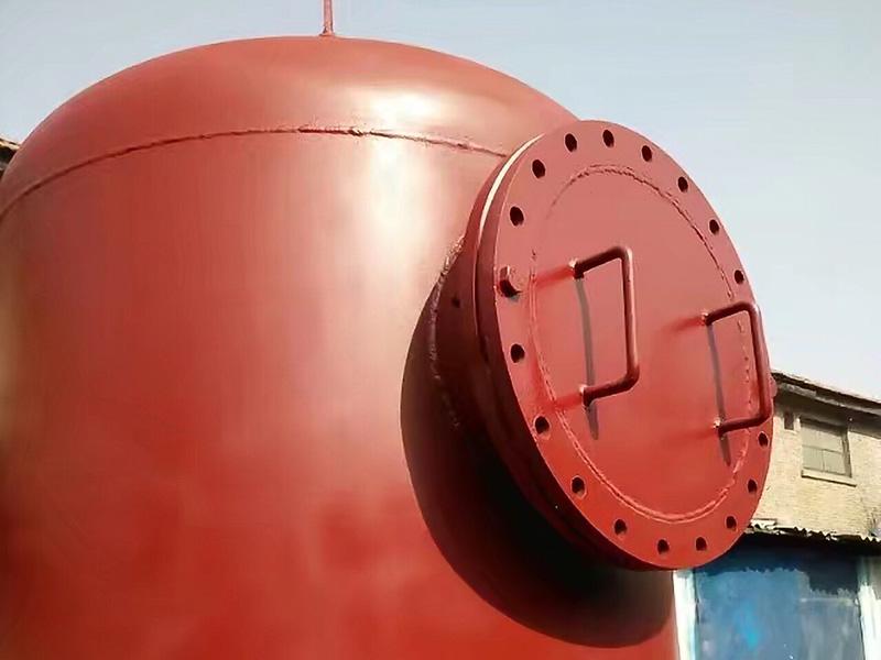蘭州不銹鋼壓力容器樣品展示