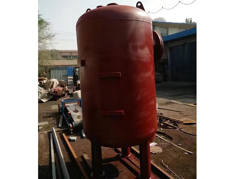 蘭州常壓容器廠家安裝使用樣例