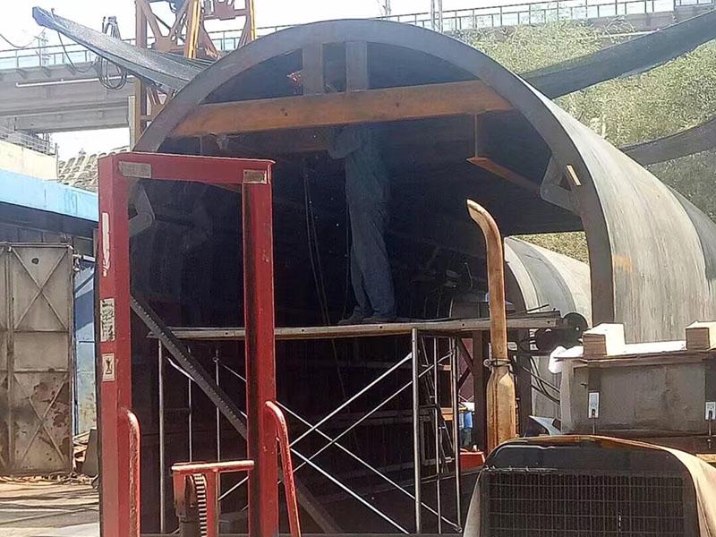 水利隧道鋼模臺車